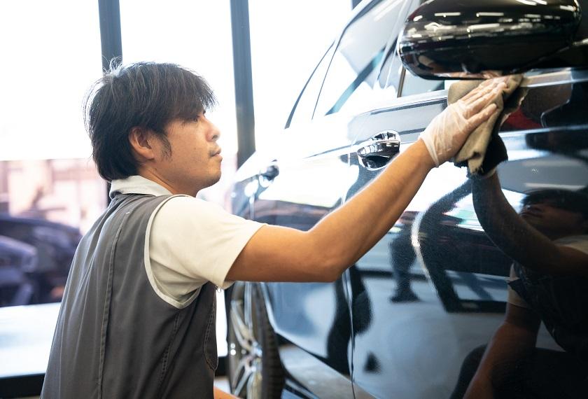 ライトメンテナンス(塗装表面の改善)|コーティングメンテナンス|和歌山で車のメンテナンスならCBW
